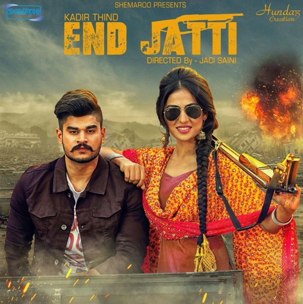 End Jatti Lyrics – Kadir Thind