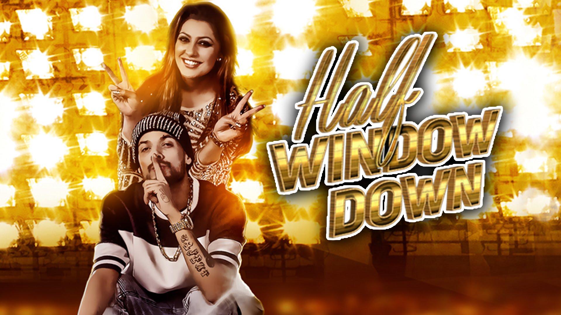 Half Window Down– Ikka Dr Zeus