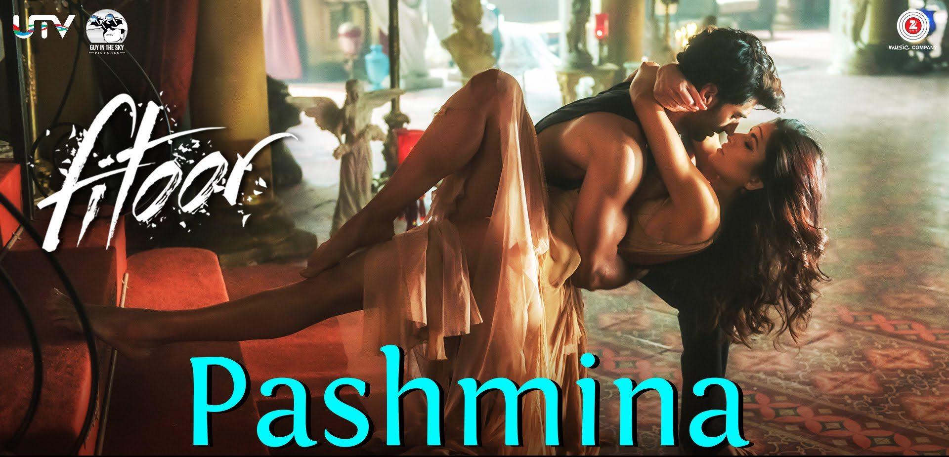 Pashmina Lyrics – Fitoor Amit Trivedi
