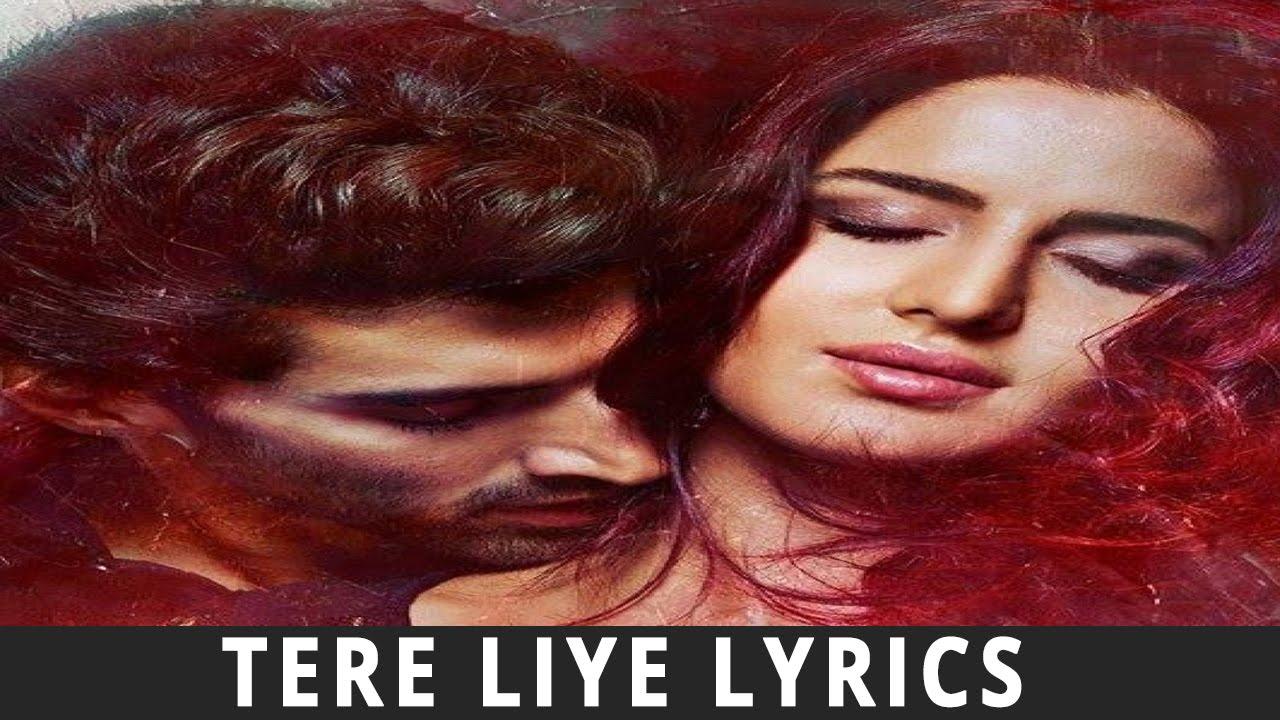 Tere Liye Lyrics – Fitoor