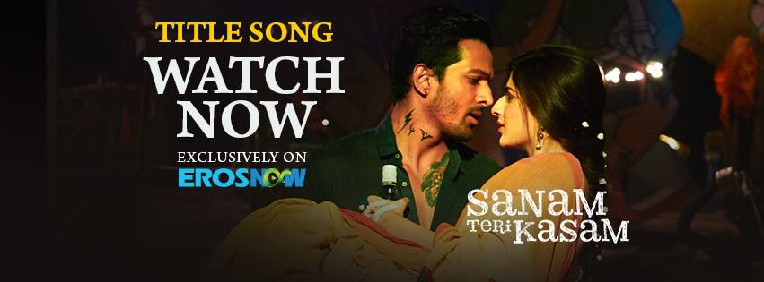 Sanam Teri Kasam Lyrics – Ankit Tiwari Title Song