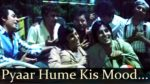 Satte Pe Satta – Pyar Hume Kis Mod Pe Le Aaya Lyrics – Kishore Kumar – Bhupendra – Sapan Chakravarty