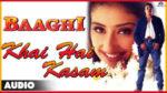 Khai Hai Kasam Lyrics – Baaghi