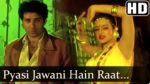 Pyasi Jawani Hai Lyrics – Ghayal