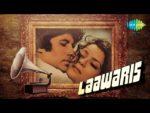 Jiska Koi Nahin | Laawaris [1981] | Manna Dey