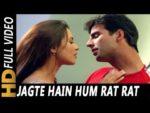 Jagte Hain Hum Lyrics – Khiladi 420