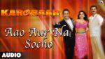 Aao Aur Na Socho lyrics – Karobaar