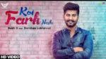 Koi Fark Nahi Lyrics – Sukh D