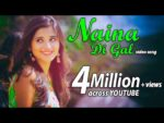 Naina Di Gal Lyrics – Vishal Pahwa Ft. Daniel Dollar