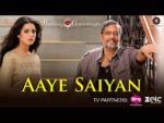 Aaye Saiyan Lyrics – Bhoomi Trivedi – Wedding Anniversary