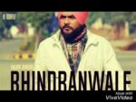 Bhindranwale – Yohda Lyrics – Kulbir Jhinjer