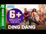 Ding Dang Lyrics – Munna Michael
