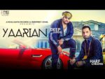Yaarian Lyrics – Harf Cheema