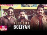 Boliyan Lyrics  – Lehmber Husaainpuri – Thug Life