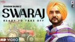 Dharam Bajwa – Swaraj On The Runway Lyrics