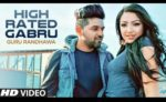 High Rated Gabru Lyrics – Guru Randhawa