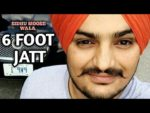 6 Foot Da Jatt Lyrics – Sidhu Moose Wala