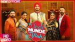 Sade Munde Da Viah Lyrics- Dilpreet Dhillon – Goldy Desi Crew – Jaggi Sanghera