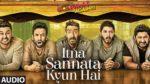 Itna Sannata Kyun Hai Lyrics – Golmaal Again