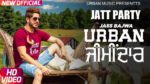 Jatt Party Lyrics – Jass Bajwa