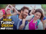 Maine Tujhko Dekha Lyrics – Golmaal Again