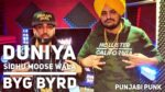 Duniya Lyrics – Sidhu Moose Wala