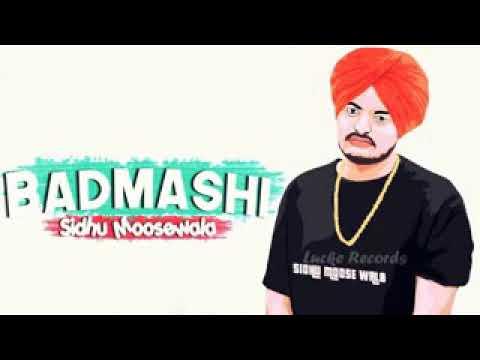 List Of Sidhu Moose Wala Song