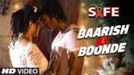 Barish Ki Boonde Lyrics – Safe